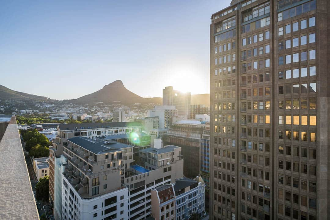 City Locations Cape Town